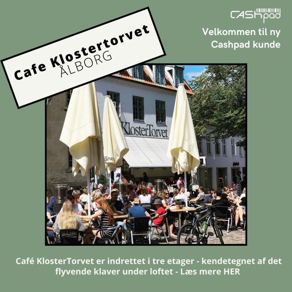 Cafe Klostertorvet
